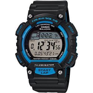 腕時計 メンズ腕時計 アクセサリー ファッション [カシオ]CASIO 腕時計 スポーツギア LAP MEMORY 120 ソーラー STL-S100H-2AJF メンズ|hihshop