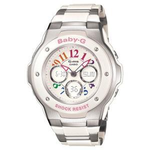 腕時計 レディース腕時計 アクセサリー ファッション [カシオ]CASIO 腕時計 BABY-G ベビージー MSG-302C-7BJF レディース|hihshop
