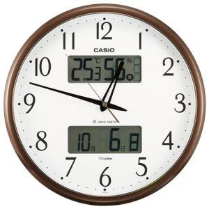 カシオ 電波掛時計 ITM-650J-5JF|hihshop