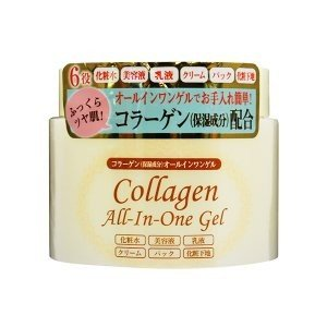 保湿 美容液 化粧水 乳液 プレスカワジャパン オールインワンゲル コラーゲン 280g hihshop