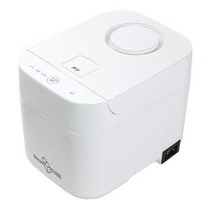 加湿器 空調家電 冷暖房器具 家電 山善 スチーム式加湿器(木造約10畳/プレハブ洋室約17畳) タンク容量2.8L ホワイト KSF-K281(W)|hihshop
