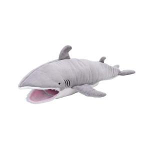 生き物 ペット用品 マルカン 食べられちゃうベッド サメ CT-382|hihshop