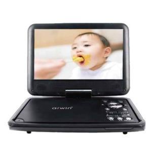 アーウィン 9インチ ポータブルDVD&マルチプレーヤー APD-903N DVDプレイヤー ポータブル|hihshop