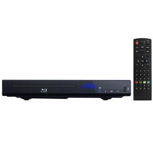 ブルーレイディスクプレーヤー ブルーレイプレイヤー DVDプレーヤー  再生専用 TSBD-2601 HDMI リモコン付き|hihshop