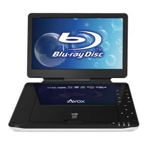 セントレードM.E. AVOX ポータブル ブルーレイディスクプレーヤー 10インチ APBD-1030HW|hihshop