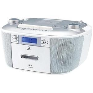 コイズミ)CDラジカセ SAD4935S|hihshop