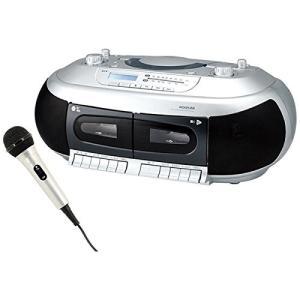 CDラジカセ ラジカセ ミニコンポ オーディオ機器 コイズミ ラジカセ SAD-4937|hihshop