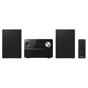 ミニコンポ ラジカセ ミニコンポ カメラ パイオニア Pioneer X-EM26 CDミニコンポ Bluetooth搭載/AM/FM対応 ブラック X-EM26(B) 【国内正規品】|hihshop