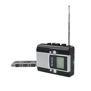 X-STYLE EB-XS700CP (ダイレクト録音 FMラジオ カセットキャプチャー)|hihshop