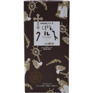 [小浜食糧] 長崎銘菓クルス【珈琲】 12枚入 九州 長崎 銘菓 お土産 ギフト