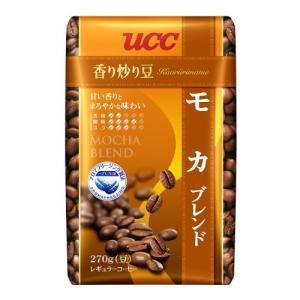 UCC 香り炒り豆 モカブレンド AP 270g|hihshop