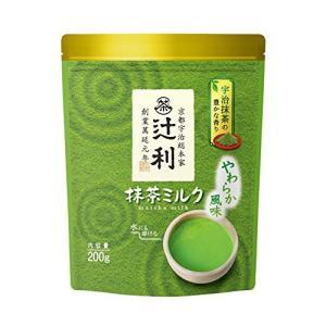 辻利 抹茶ミルク やわらか風味 200g|hihshop