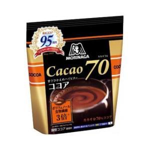 森永製菓 ココアカカオ70 200g 1袋|hihshop