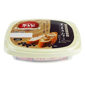 デキシー 黒豆きなこクリーム 180g|hihshop