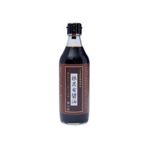 二反田醤油 根昆布醤油 360ml|hihshop