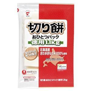 たいまつ切り餅おひとつパック徳用袋 1.1KG|hihshop