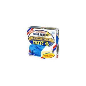 雪印 北海道100 カマンベールチーズ 切れてるタイプ 100g(6個入り)|hihshop