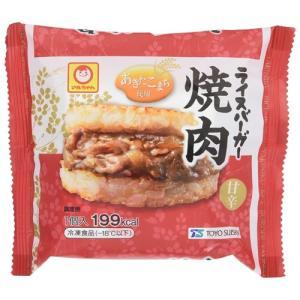 東洋水産ライスバーガー焼肉 120g|hihshop