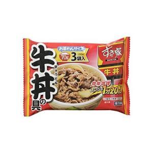 トロナジャパンすき家牛丼の具 70GX3袋|hihshop