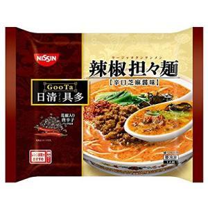 日清食品具多辣椒担々麺 326G|hihshop
