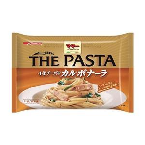 パスタ 麺類 食品 [冷凍] マ・マー THE PASTA 4種チーズのカルボナーラ 290g hihshop