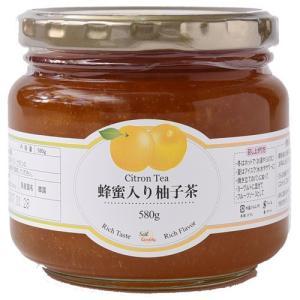 世日物産 SEIL 蜂蜜入り柚子茶 580g|hihshop
