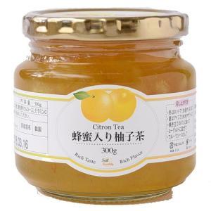 世日物産 SEIL 蜂蜜入り柚子茶 300g|hihshop