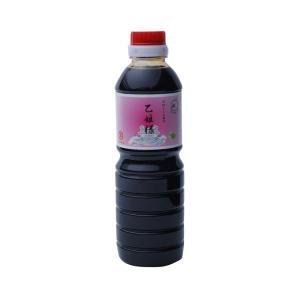 竹井醸造 エンマン醤油 乙姫様 500ml|hihshop