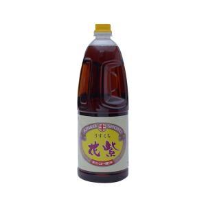 キンコー醤油 花紫 (淡口醤油) 1.8L