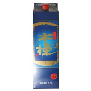 雲海酒造20度日向木挽BLUEパック 1.8L|hihshop