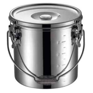 仔犬印 KO 19-0 電磁調理器IH対応 スタッキング 給食缶 21cm|hikari-chyubo