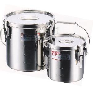 クローバー モリブデン パッキン汁食缶 24cm 吊付  蓋の通気用穴なし|hikari-chyubo