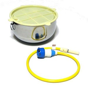 MJP式 ジェット気泡洗浄機 ファミリーポリシャー(家庭用万能洗浄器ボールタイプ)洗米量1.5kg hikari-chyubo