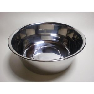 F:21-0 ステンレス 洗い桶 33cm|hikari-chyubo