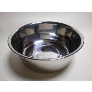 F:21-0 ステンレス 洗い桶 36cm|hikari-chyubo