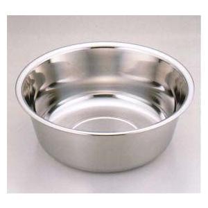 PE:18-0 ステンレス 洗い桶 44cm|hikari-chyubo