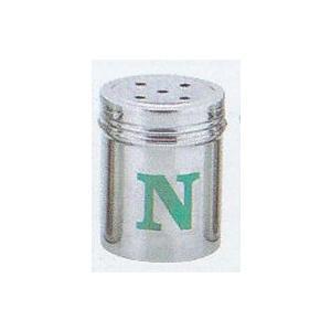 UK 18-8ステンレス 調味缶 大 N缶 [のり]0918 1050|hikari-chyubo