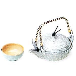 アルミ 竹蓋片口鍋(白椿樺)千代口付 付品番:42-4|hikari-chyubo