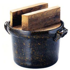 5合ごはん鍋(焼杉蓋)5合〜7合炊用 品番:52-1|hikari-chyubo