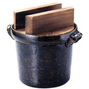 8合ごはん鍋(焼杉蓋)8合〜1升炊用 品番:52-2|hikari-chyubo