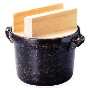 5合ごはん鍋(白木蓋)5合〜7合炊用 品番:52-3|hikari-chyubo