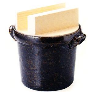 8合ごはん鍋(白木蓋)8合〜1升炊用 品番:52-4|hikari-chyubo