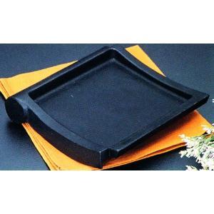 瓦陶板 深型(フッ素加工)アルミ製 品番:60-5 注意:敷物はつきません。|hikari-chyubo