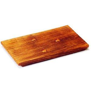 鍬陶板(大)用敷板 品番:60-15|hikari-chyubo
