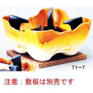 岩丸コンロ(瀬戸交跡)大 品番:71-7 注意:敷板は別売です。|hikari-chyubo