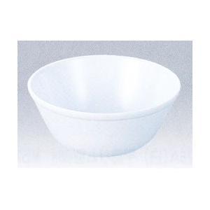 メラミン食器  No.47(白)ミルク椀給食用A-3|hikari-chyubo