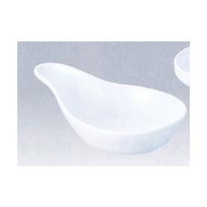 メラミン食器 No.87(白)天つゆ入れ|hikari-chyubo