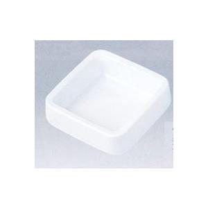 A-271W カラー灰皿(正角)白|hikari-chyubo