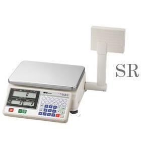 A&D SR-30K デジタル料金はかり タワー型 30kg(検定付)|hikari-chyubo