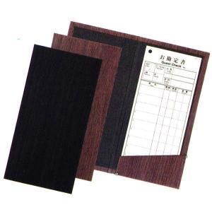 SHIMBI(シンビ) NEW伝票ホルダー LS-14 サイズ:110×H220mm 色(黒) hikari-chyubo